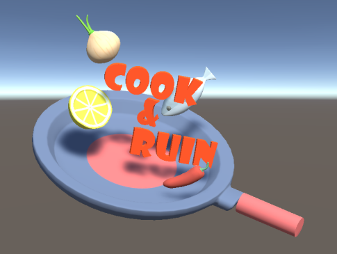 Cook & Ruin Title
